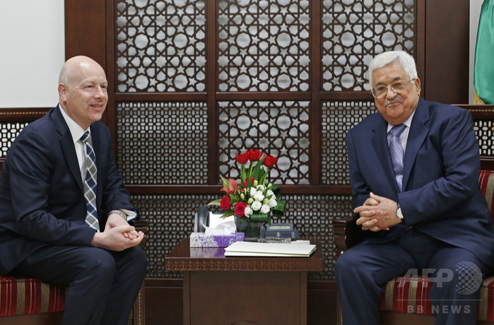 パレスチナ統一政府にイスラエル承認とハマス武装解除を要求、米