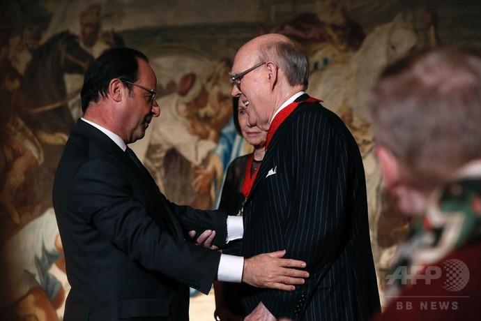 米実業家夫婦、パリに「恩返し」 400億円相当の美術品寄贈