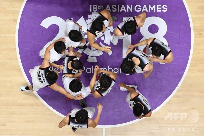アジア大会で再び不祥事 バスケ代表4選手、買春疑惑で帰国処分