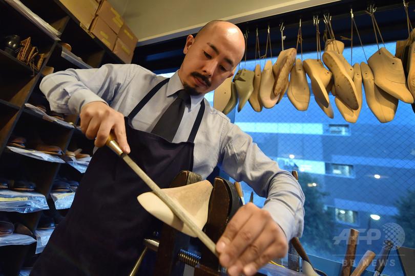 日本がけん引する「ビスポークシューズ」の文化、国外から研修生も