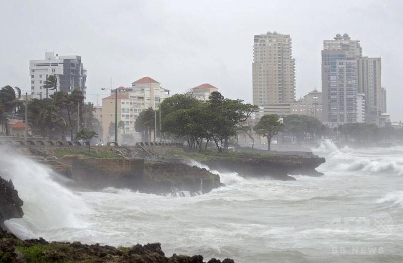 熱帯低気圧「エリカ」、ドミニカ国で少なくとも死者12人