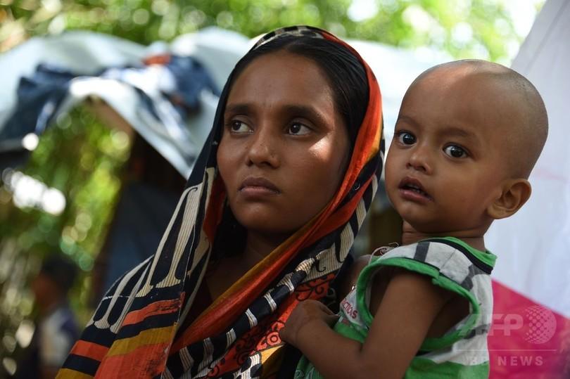 ミャンマーで発見された集団墓地、ヒンズー教徒が虐殺の詳細明らかに