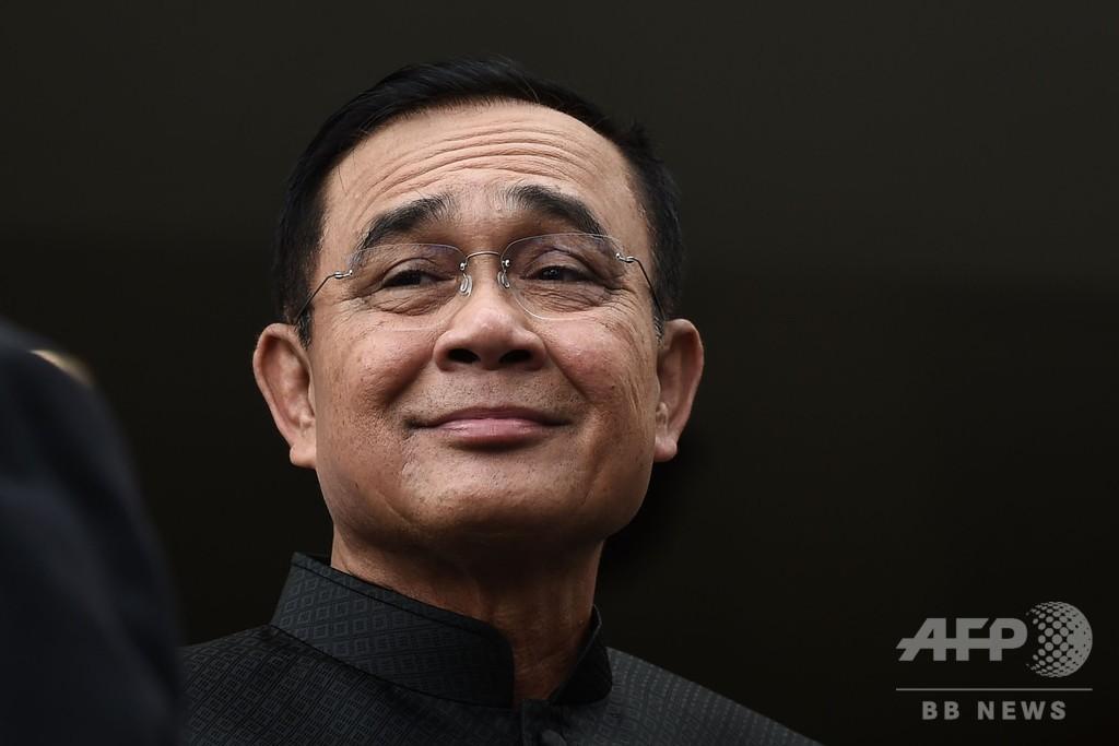 タイ議会、プラユット氏を新首相に選出