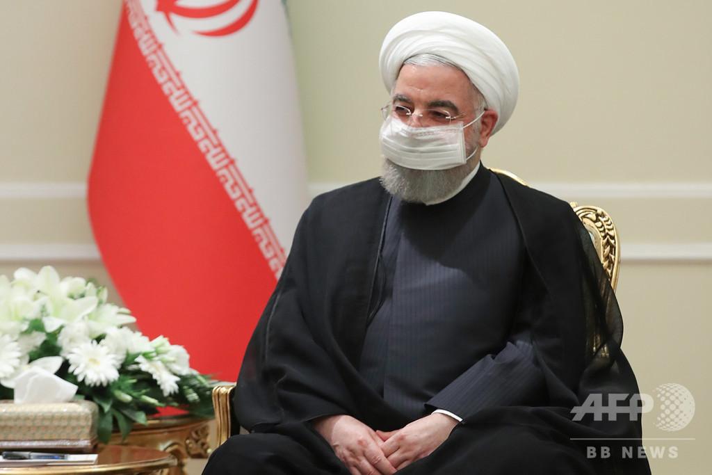 イラン、IAEAの査察受け入れで合意 疑惑の施設2か所