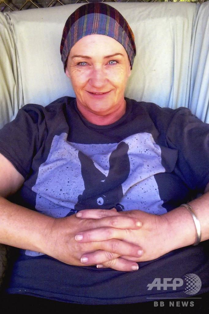 安楽死認める新州法、初の適用でがん患者死去 オーストラリア