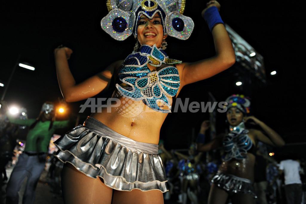 中米ニカラグアのカーニバル