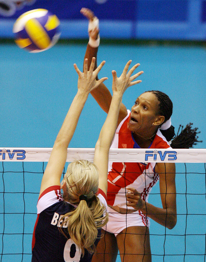 キューバ ポーランドを降し第2ラウンド初戦を白星で飾る
