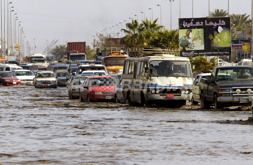 ダム崩壊でイラク大洪水発生か、米報告書