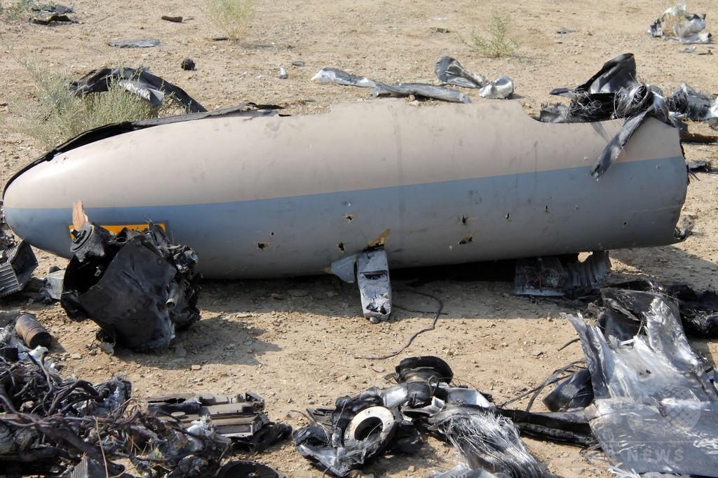 イラン、イスラエルの無人偵察機を撃墜と発表 「核施設に接近」