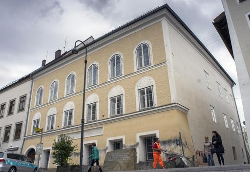 ヒトラーの生家を警察署に オーストリア政府が発表