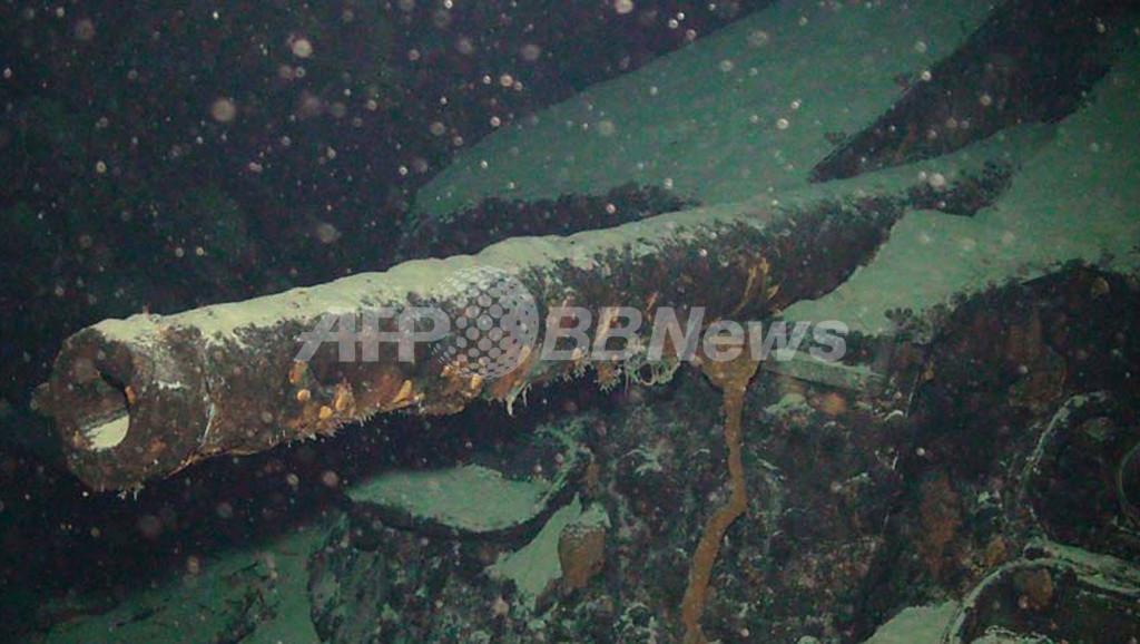 イタリア版「戦艦大和」、海底で残骸を発見