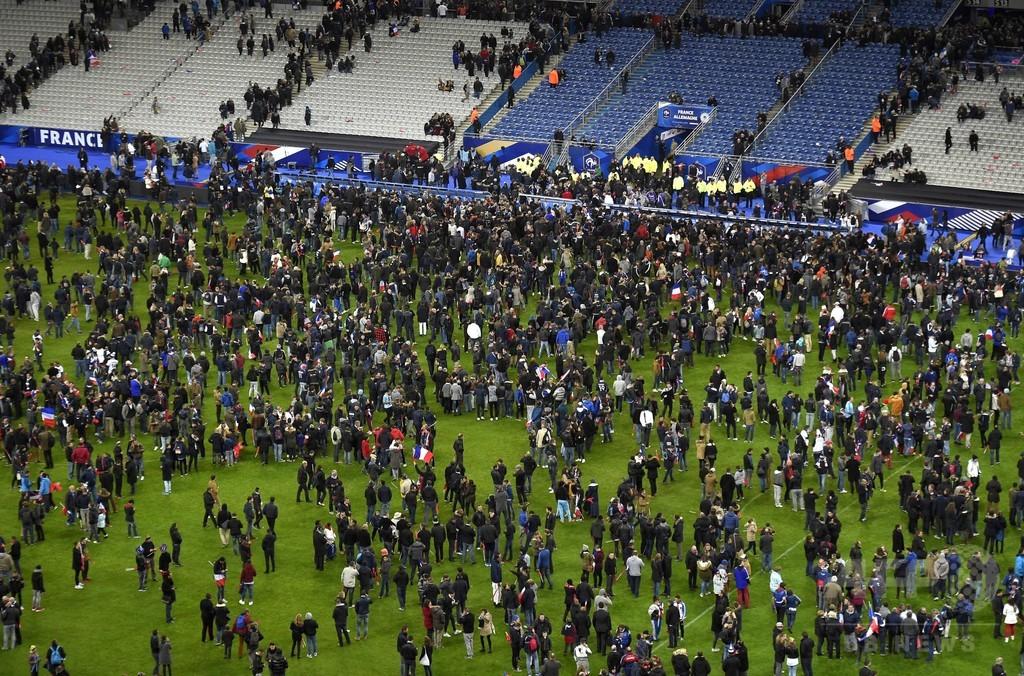 パリ週末のスポーツ行事、全面中止 連続襲撃事件で
