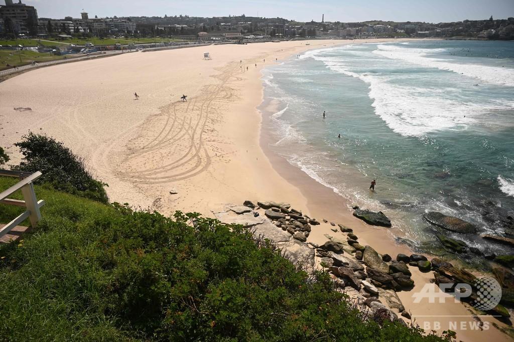 不要不急の国内旅行は中止を、今後は地域限定の強硬措置も オーストラリア