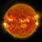 中規模の太陽フレア、晩夏に観測 NASA