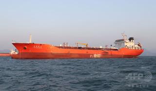台湾が実業家に制裁 北朝鮮に公海上で石油売った疑い