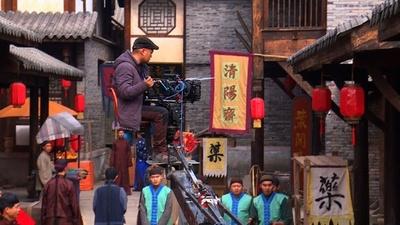 動画:中国最大級の映画村、夢を追いかけるエキストラたち