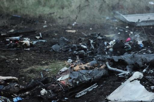ウクライナでマレーシア航空機撃墜か、295人全員死亡の情報