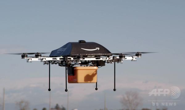 米航空局、アマゾンに無人機の試験を認可