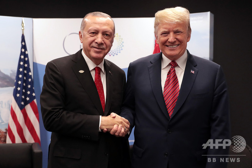 米トルコ関係改善、トルコによる...