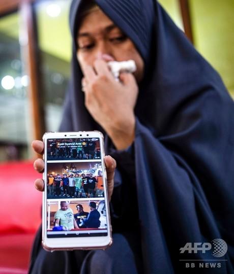 インドネシア機墜落、捜索活動中にダイバー1人が死亡