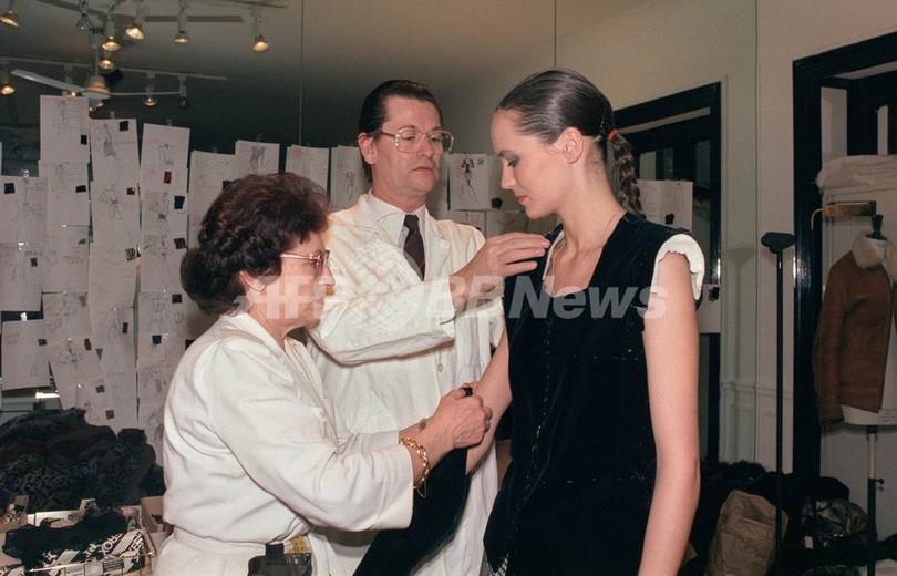 仏デザイナーのジャン・ルイ・シェレル氏が死去、78歳