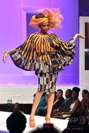 アフリカ出身デザイナーらが集結、コートジボワールでファッションイベント