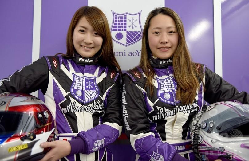 フォーミュラレースの頂点目指す日本人女性ドライバー