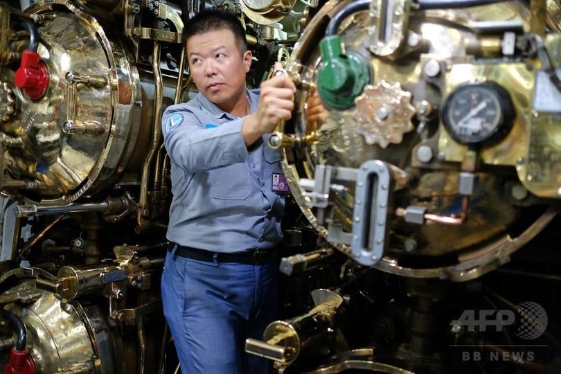 老朽艦いまだ現役、独自開発の行方は 台湾海軍の潜水艦