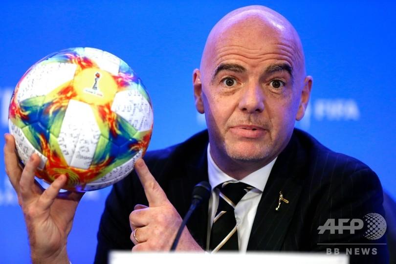 FIFA評議会が22年W杯48か国開催案を全面支持、6月に最終決定