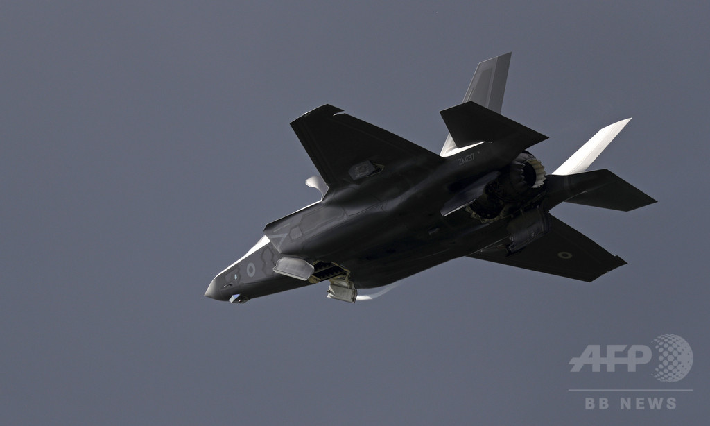 トランプ氏、ボーイングにF18戦闘機のコスト算定要請 F35対抗機