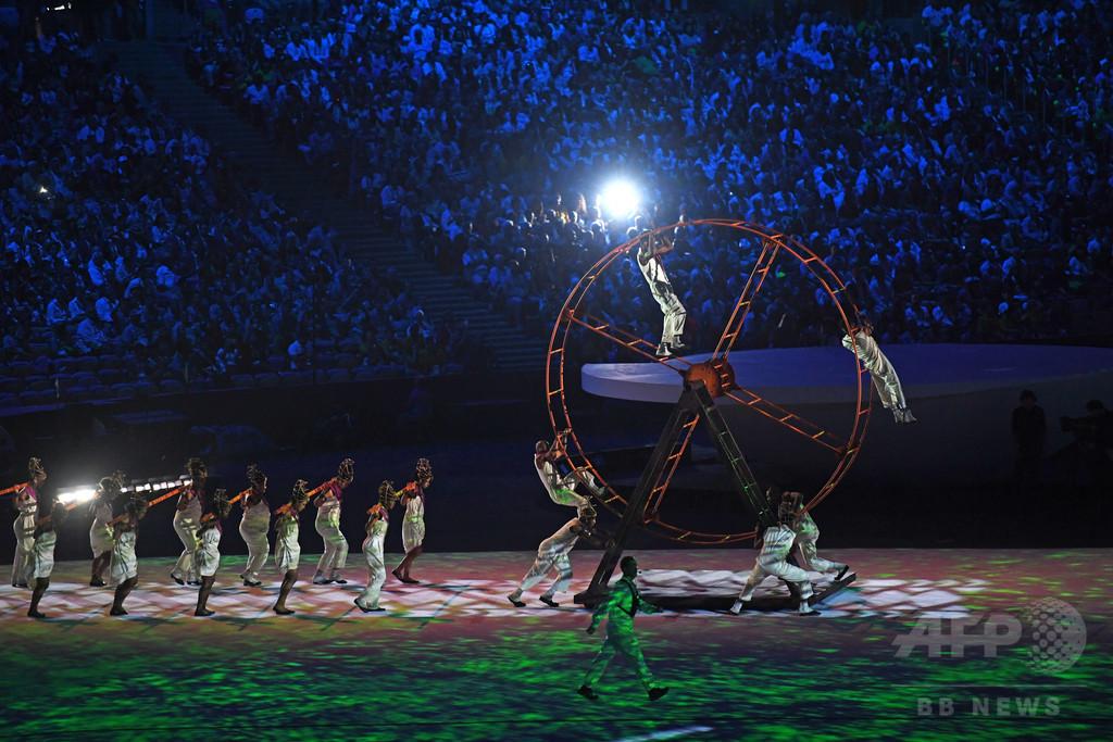 仏TVの五輪解説、「人種差別」と批判 体操日本代表やゆも