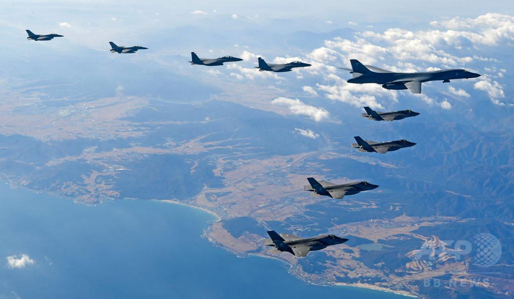 米韓、平昌五輪中の軍事演習延期で合意