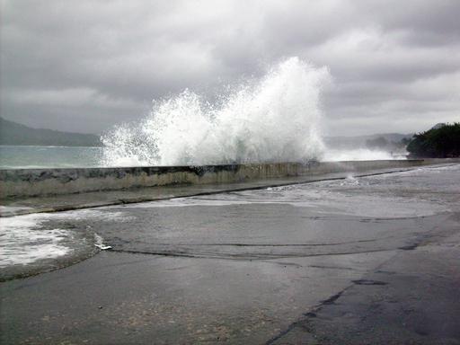 熱帯性暴風雨ハンナ、ハイチで死者61人に