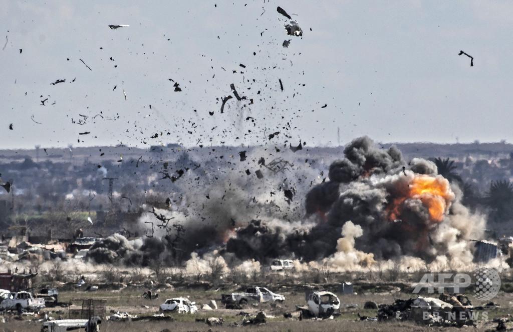 荒廃と悲惨、シリア内戦10年目に突入