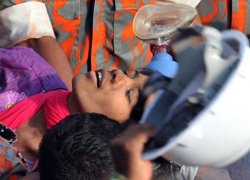 「私の名はレシュマ」、がれきから現れたバングラデシュの希望の光