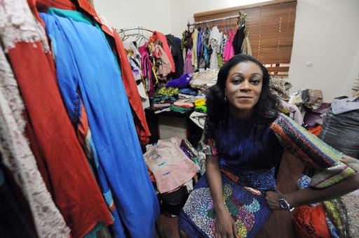 アフリカの富裕層に巻き起こるファッション旋風、ナイジェリア・ラゴスがファッションの中心地に