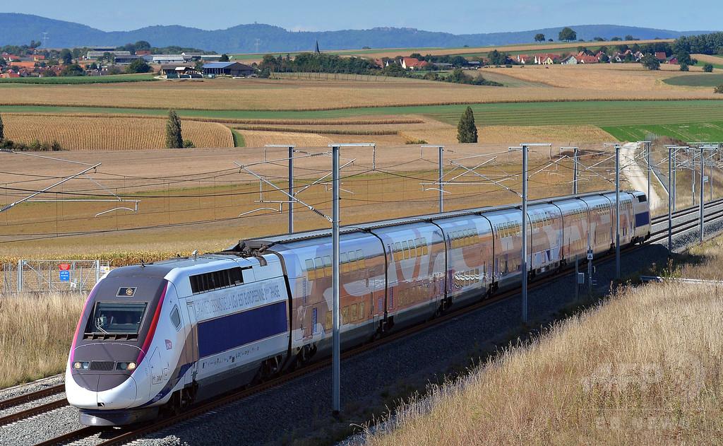 仏列車内で異臭騒ぎ、乗客250人が一時避難 原因は発酵肉