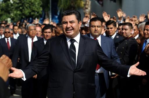 メキシコの宗教指導者、児童性的虐待などの容疑で米国で逮捕