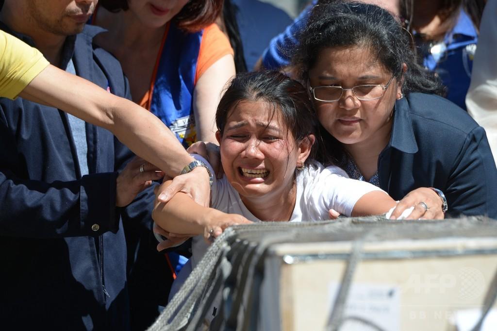 クウェートで出稼ぎのフィリピン人女性、冷凍庫で発見 無言の帰国