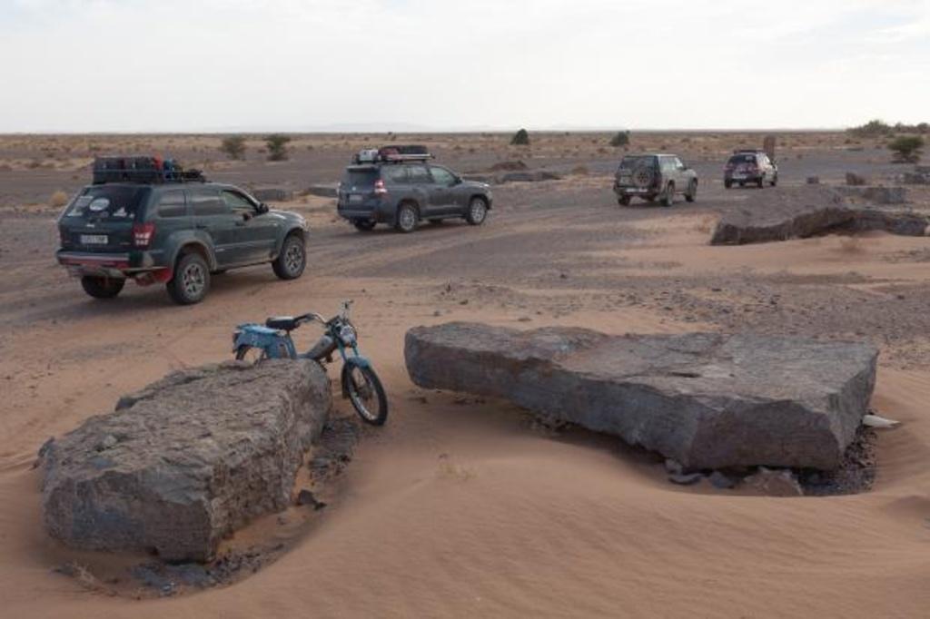 隕石で一獲千金! モロッコの「ストーンラッシュ」