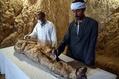 古代エジプトの重要人物か、ルクソール近郊の墓でミイラ1体発見