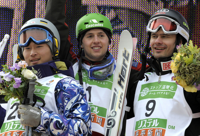 ビロドーが男子デュアルモーグルを制す、フリースタイルスキー世界選手権