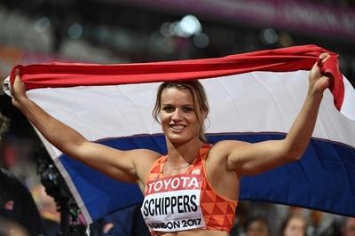 シパーズが女子200mで連覇達成、世界陸上