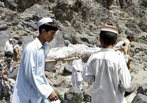アフガニスタン日本人拉致殺害、パキスタン情報機関が関与か
