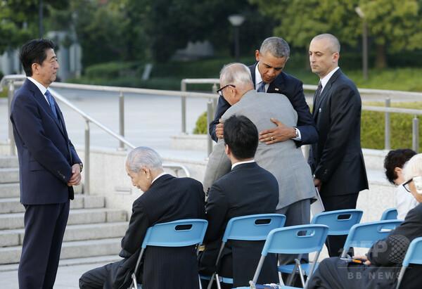 「想像できない歴史の重み」=広島訪問で感じる-米大統領