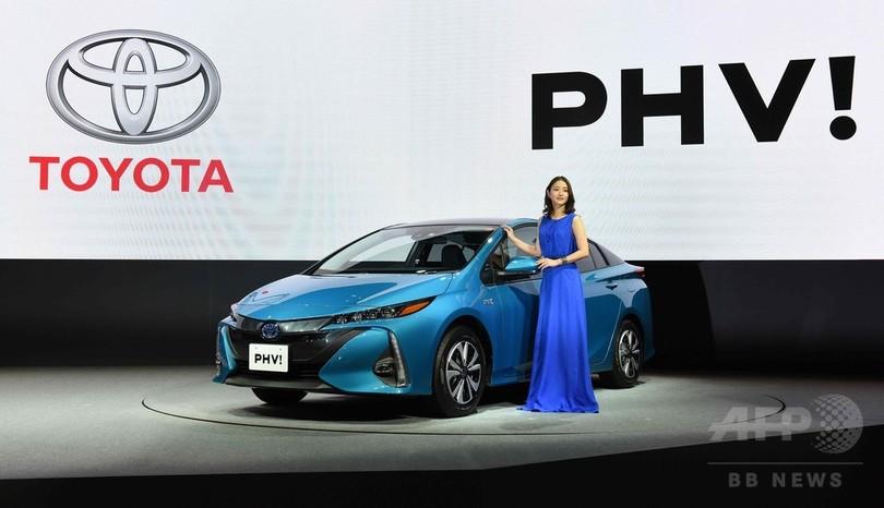 脱化石燃料車、世界で「電動化」の流れ 普及には課題も