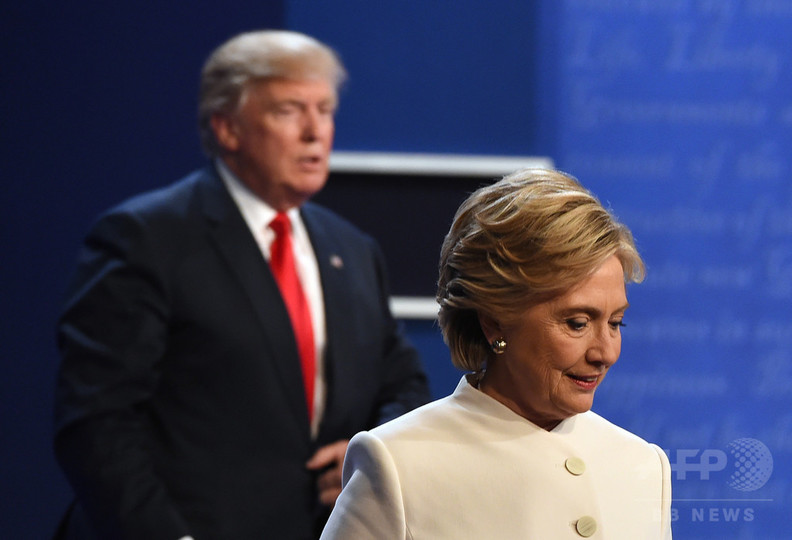 クリントン元国務長官が告白本を出版、大統領選敗北で他者批判