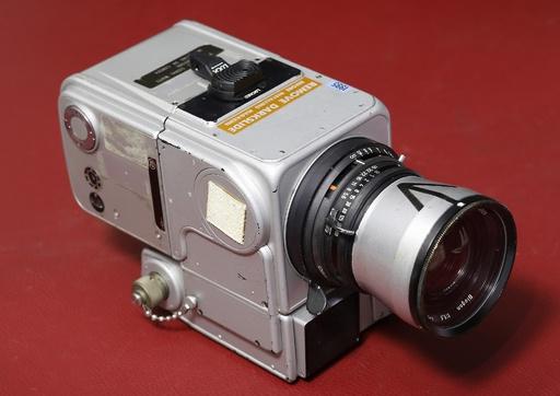 アポロ計画で地球に戻った唯一のカメラ、3月に競売へ