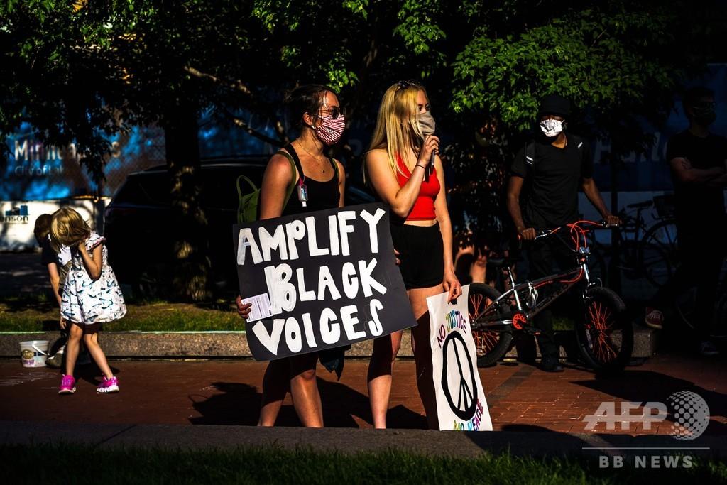 人種デモ報道に批判相次ぐ 自省強いられる米メディア