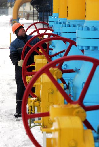 露、天然ガス供給再開の無効を宣言 ウクライナが合意文書改変と主張
